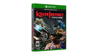 Microsoft Killer Instinct: Definitive Edition Xbox One Deutsch Videospiel