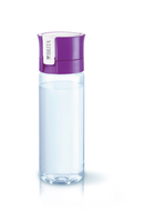 Brita Fill&Go Bottle Filtr Purple Wasserfiltration Flasche Violett (Violett, Transparent)