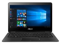 ASUS VivoBook Flip TP301UA-DW106T 2.3GHz i3-6100U 13.3Zoll 1366 x 768Pixel Touchscreen Schwarz (Schwarz)