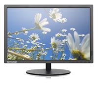 Lenovo ThinkVision T2054P 19.5Zoll HD IPS Schwarz Computerbildschirm (Schwarz)