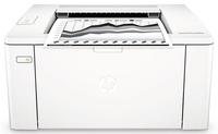 HP LaserJet Pro M102a 1200 x 1200DPI A4 Weiß (Weiß)
