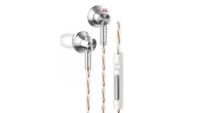 ONKYO E700M im Ohr Binaural Verkabelt Weiß Mobiles Headset (Weiß)