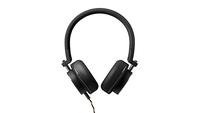 ONKYO H500M Kopfband Binaural Verkabelt Schwarz Mobiles Headset (Schwarz)