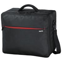Hama 27745 Schwarz, Rot Polyester Tasche Hülle für Kameradrohnen (Schwarz, Rot)