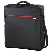 Hama 27748 Schwarz, Rot Polyester Tasche Hülle für Kameradrohnen (Schwarz, Rot)