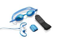 Lenco Xemio-1000 MP3 8GB Blau (Blau)