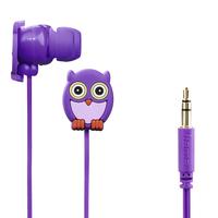 Hama 00177024 Violett im Ohr im Ohr Kopfhörer (Violett)