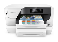 HP Officejet Pro 8218 Farbe 2400 x 1200DPI A4 WLAN Schwarz, Weiß (Schwarz, Weiß)