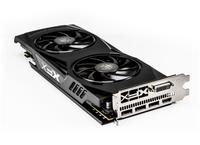 XFX RX-480P8DBA6 AMD Radeon RX 480 8GB Grafikkarte (Schwarz)