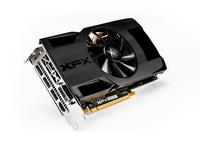 XFX RX-470P4SFD5 Radeon RX 470 4GB GDDR5 Grafikkarte (Schwarz)