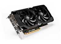 XFX RX-470P4LDB6 AMD Radeon RX 470 4GB Grafikkarte (Schwarz)
