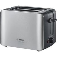 Bosch TAT6A913 Toaster (Schwarz, Edelstahl)