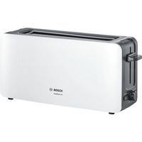 Bosch TAT6A001 Toaster (Graubraun, Weiß)