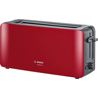 Bosch TAT6A004 Toaster (Anthrazit, Rot)