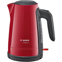 Bosch TWK6A014 1.7l 2400W Anthrazit, Rot Wasserkocher (Anthrazit, Rot)