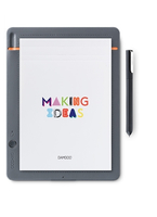 Wacom Bamboo CDS-610S Grafiktablett (Grau, Orange)