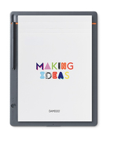 Wacom Bamboo CDS-810S Grafiktablett (Grau, Orange)