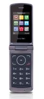 Beafon C240 2.4Zoll 118g Schwarz (Schwarz)