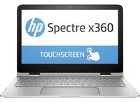 HP Spectre x360 13-4155ng 2.5GHz i7-6500U 13.3Zoll 1920 x 1080Pixel Touchscreen (Silber)