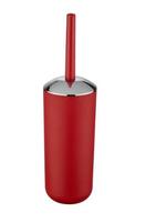 WENKO Colours 21215100 WC-Bürste & Halter Toilettenbürste und -halter (Rot)