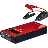 Einhell CC-JS 8 Lithium Polymer (LiPo) 8000mAh Rot Akkuladegerät (Rot)