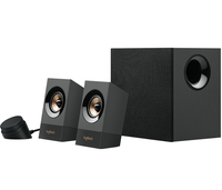 Logitech Z537 2.1Kanäle 60W Lautsprecherset (Schwarz)