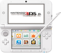 Nintendo New 3DS XL (Weiß)