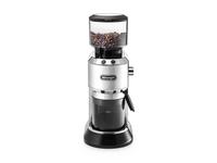 DeLonghi KG 520.M Messerschleifer 150W Schwarz, Edelstahl Kaffeemühle (Schwarz, Edelstahl)
