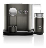 DeLonghi EXPERT EN355.GAE Pad-Kaffeemaschine 1.1l Anthrazit (Anthrazit)