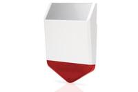 Ednet 84297 Verkabelt Smart Home Signalverstärker (Rot, Weiß)