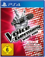 Bigben Interactive The Voice of Germany – I Want You Standard PlayStation 4 Deutsch Videospiel