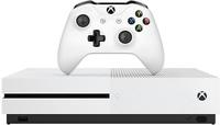 Microsoft Xbox One S 500GB WLAN Weiß (Weiß)