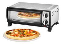 Efbe-Schott MBO 1000 SI Pizzaofen (Schwarz, Grau)