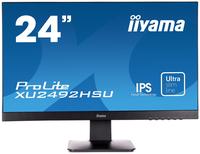 iiyama ProLite XU2492HSU 23.8Zoll Full HD IPS Matt Schwarz Flach Computerbildschirm (Schwarz)