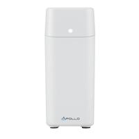 Promise Technology Apollo Cloud 4TB Eingebauter Ethernet-Anschluss Weiß Speichergerät für die persönliche Cloud (Weiß)