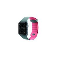 Belkin F8W729BTC01 Band Chrom Smartwatch-Zubehör (Chrom)