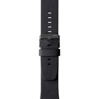 Belkin F8W731BTC Watch strap Leder Schwarz (Schwarz)