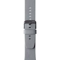 Belkin F8W732BTC Watch strap Leder Grau (Grau)