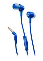 JBL E15 im Ohr Binaural Verkabelt Blau (Blau)