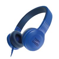 JBL E35 Kopfband Binaural Verkabelt Blau (Blau)