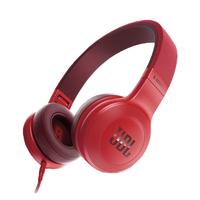 JBL E35 Kopfband Binaural Verkabelt Rot (Rot)
