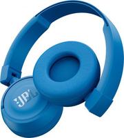JBL T450BT Kopfband Binaural Blau (Blau)