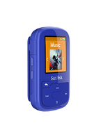 Sandisk SDMX28-016G-G46B MP3 16GB Blau MP3-/MP4-Player (Blau)