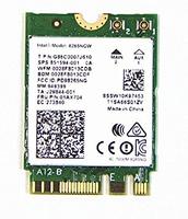 Intel AC 8265 Eingebaut WLAN/Bluetooth 867Mbit/s Netzwerkkarte (Grün)