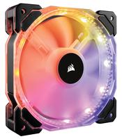 Corsair HD120 Computertasche Ventilator (Schwarz, Weiß)