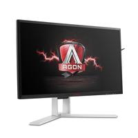 AOC AGON AG241QG 23.8Zoll Wide Quad HD TN Schwarz, Rot (Schwarz, Rot)