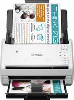 Epson WorkForce DS-570W Einzelbogenförderung 600 x 600DPI A4 Weiß (Weiß)