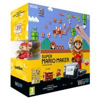 Nintendo Super Mario Maker Wii U Premium Pack (Schwarz)