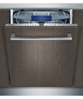 Siemens iQ300 SN636X00KE Vollständig integrierbar 13Stellen A++ Edelstahl Spülmaschine (Edelstahl)