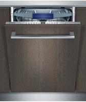 Siemens iQ300 SX636X00KE Vollständig integrierbar 13Stellen A++ Edelstahl Spülmaschine (Edelstahl)